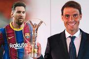 پیام پراحساس مسی به طرفدار سرسخت رئال مادرید