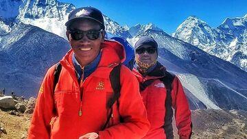 رکورد صعود به اورست شکسته شد