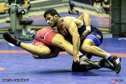 پیروزی علیزاده در دور اول گزینشی المپیک