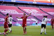 بایرن مونیخ ۶ - گلادباخ صفر/ خشونت قهرمان برابر کرهاسبها!