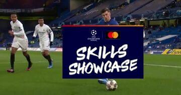 ویدیو| مهارتهای تماشایی دور برگشت نیمهنهایی لیگ قهرمانان اروپا