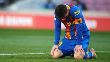 این بارسلونا لیاقت قهرمانی ندارد