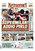 روزنامه توتو| سوپر میلان! خداحافظ پیرلو