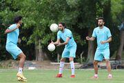 دو بازیکن استقلال از دربی محروم شدند