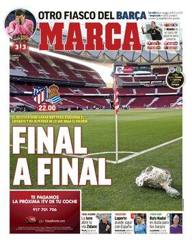 روزنامه مارکا| فینالِ فینال