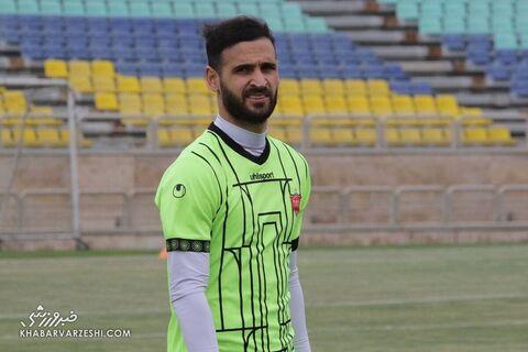 احمد نوراللهی؛ تمرین پرسپولیس (22 اردیبهشت 1400)