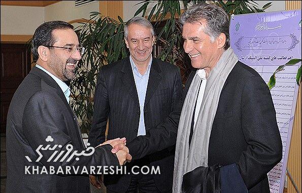 عکس های جذاب وزیر احمدی نژاد؛ عاشق سفر و کاروان المپیک/ عباسی درباره قهر کی روش و کفاشیان چه گفت؟