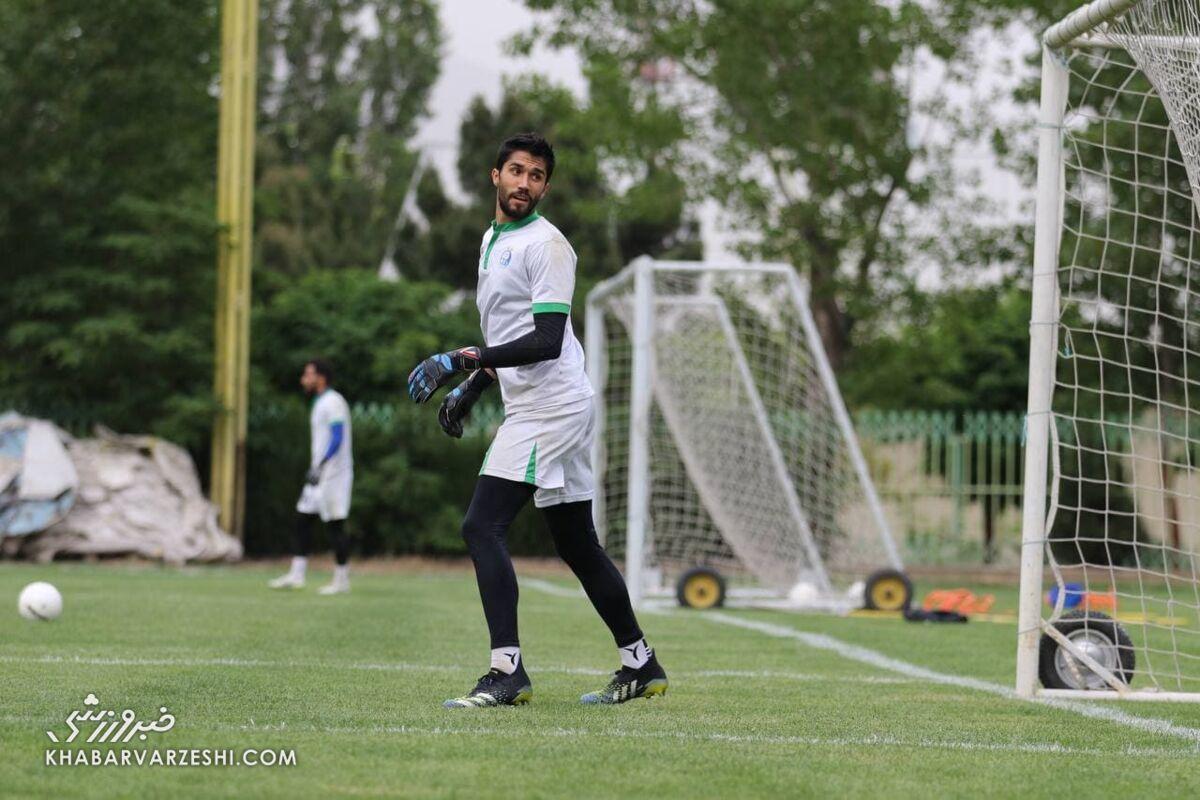 حسینی برای جام حذفی شانس پیدا کرد/ مظاهری از مجیدی مرخصی گرفت؟