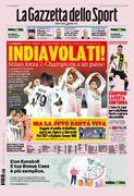 روزنامه گاتزتا| اهریمنی!
