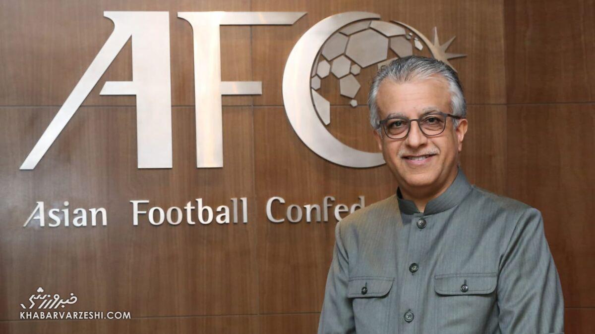 رئیس AFC: انتخابی جام جهانی قطرلحظات جذابی ایجاد کرد/  وضعیت استثنایی و چالشبرانگیزی داشتیم