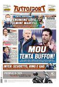 روزنامه توتو| مورینیو، بوفون را وسوسه میکند!