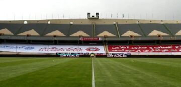 ویدیو| ورزشگاه آزادی کمتر از سه ساعت تا شروع دربی پایتخت