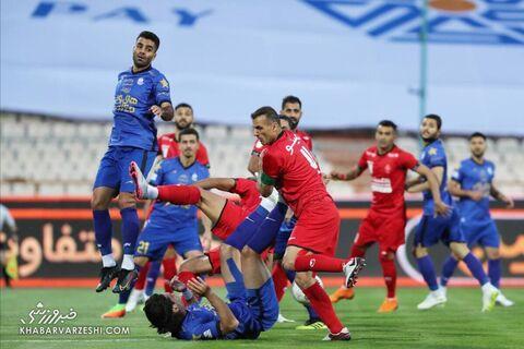 سیدجلال حسینی؛ پرسپولیس - استقلال (دربی تهران)