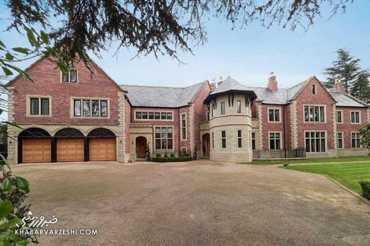 گرانترین خانه فوتبالیستها (نیکی بات)
