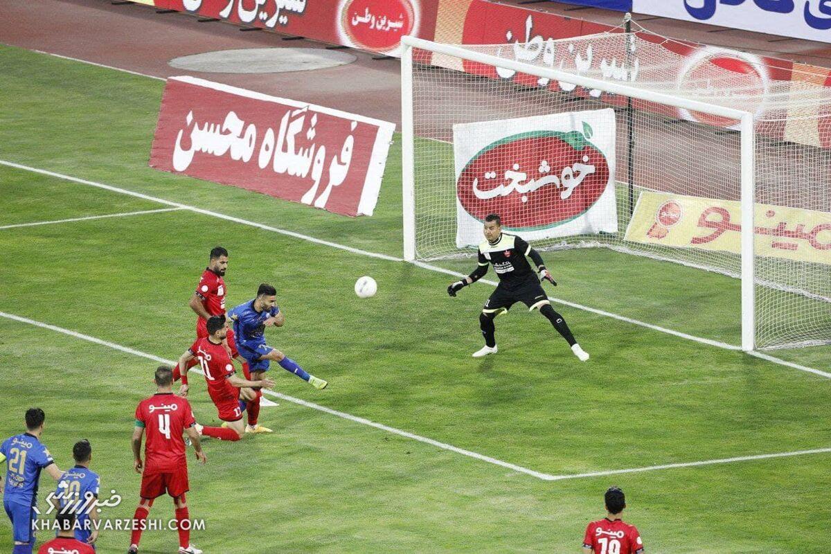 چشمه گلزنی استقلال خشک شد!
