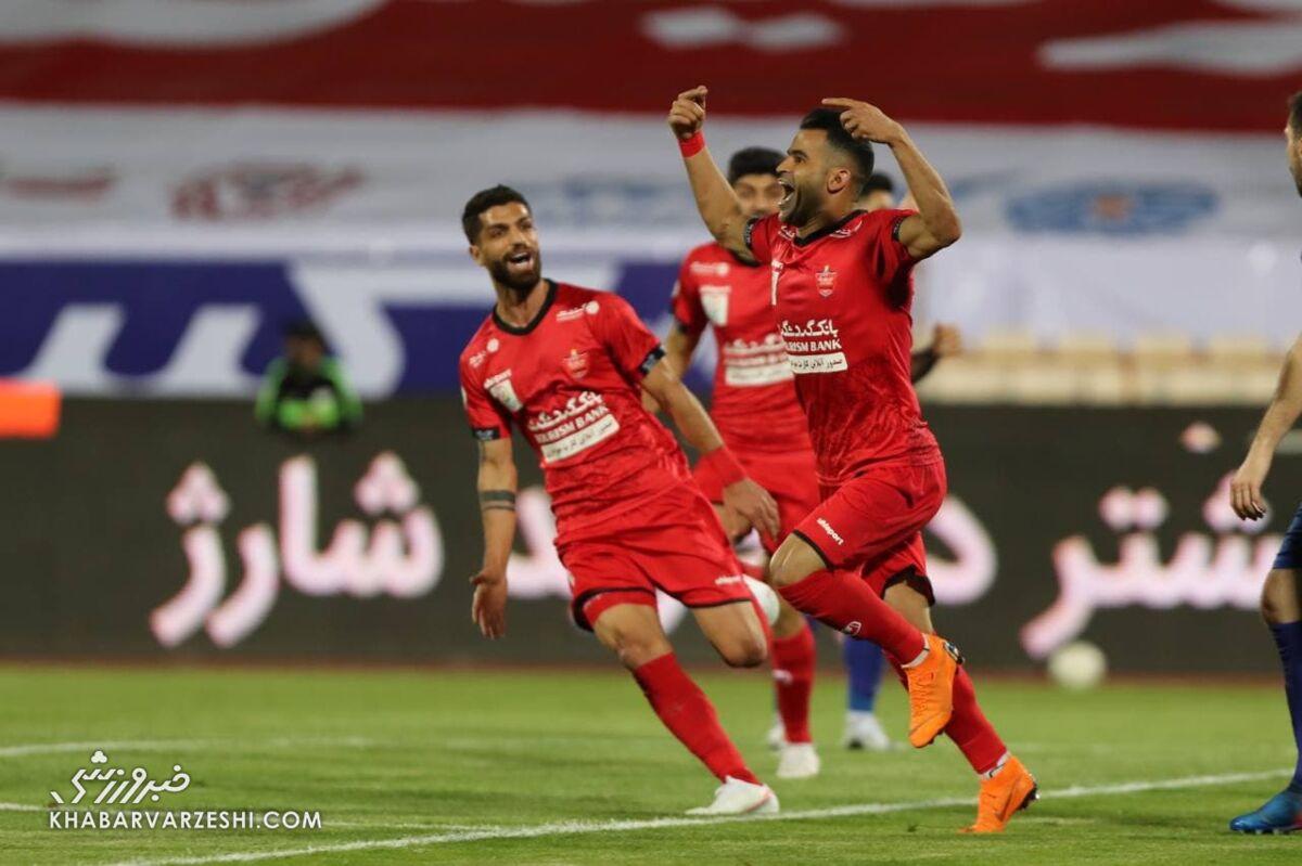 خارق العاده؛ مهاجمی که هر ساعت یک گل در لیگ برتر ایران میزند!