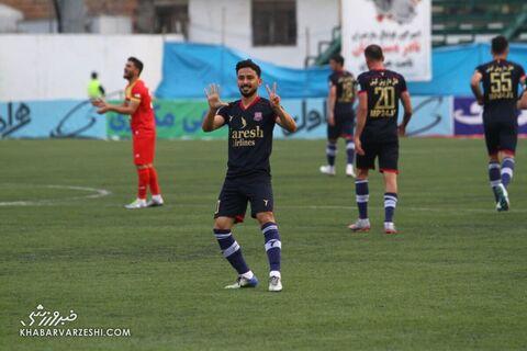 حسین زامهران؛ نساجی - فولاد