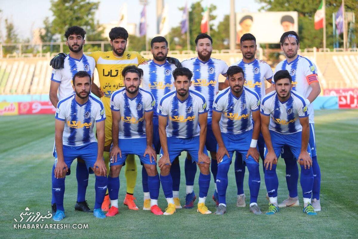 تصاویر| تخلف عجیب و بزرگ در بازی جنجالی لیگ برتر ایران/ شکایت به سازمان لیگ!