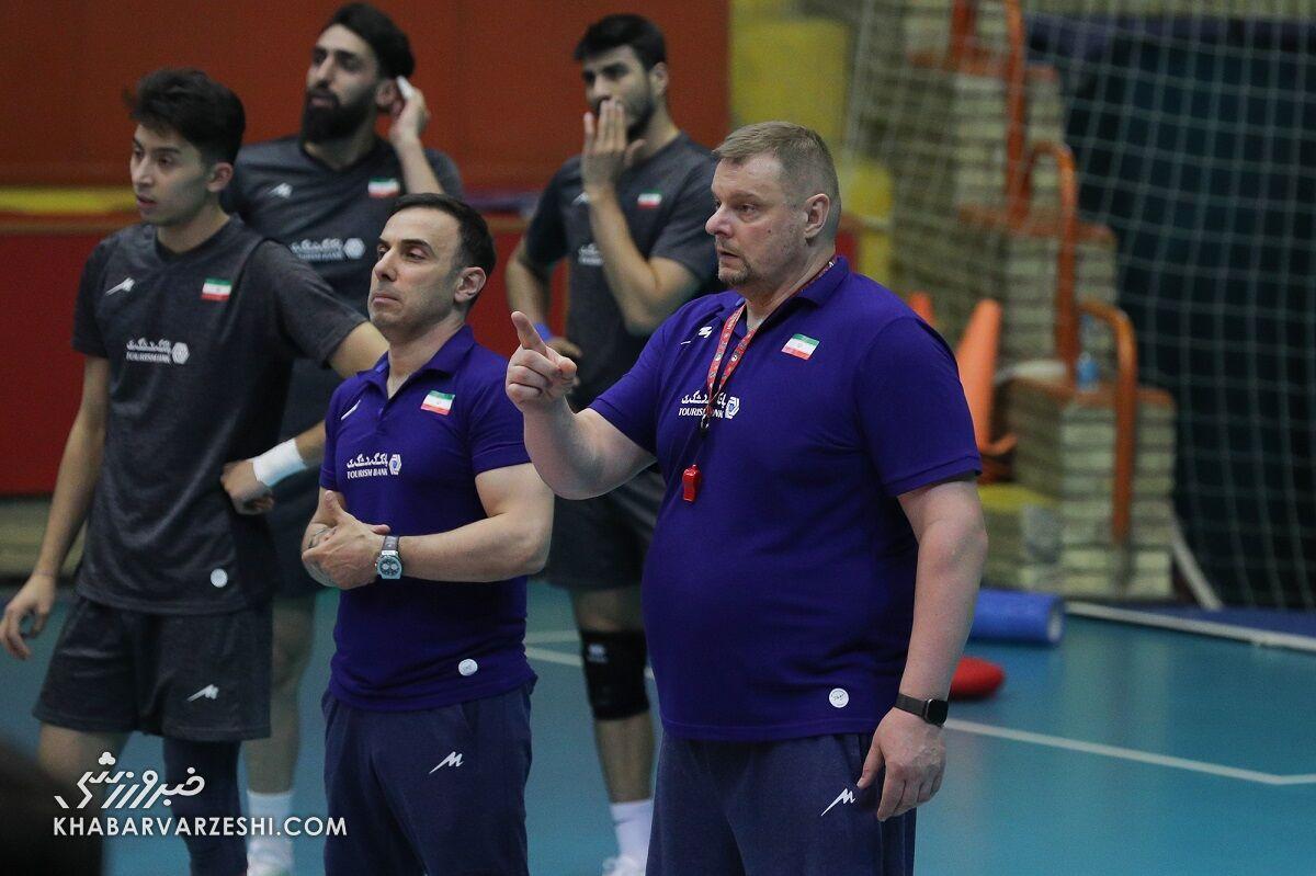 نگاهی به انتخابهای سرمربی تیم ملی والیبال ایران