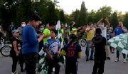 ویدیو| شادی مردم اراک بعد پیروزی مقابل تراکتور