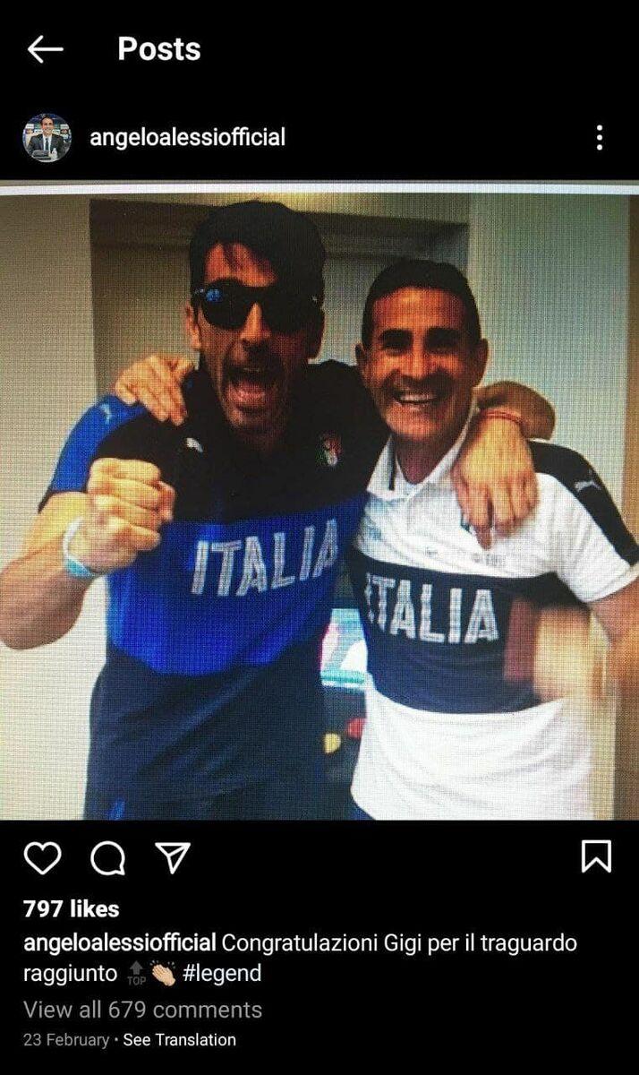 تصاویر| هجوم استقلالیها به صفحه ایتالیایی اشتباهی/ واکنش آنجلو آلسیو