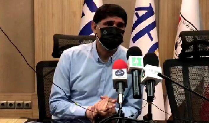ویدیو  غلامپور: رای کمیته انضباطی هرچه باشد می پذیرم