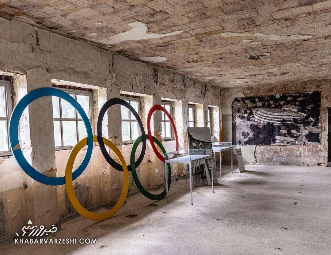 تصاویری اعجابانگیز از دهکده المپیک/ از هیاهوی ورزش تا سرزمین ارواح