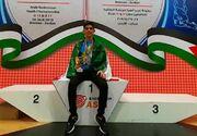 ویدیو| علی حیاتی: هدفم المپیکی شدن است/ بازی در لیگ برایم دشوار ولی شیرین است