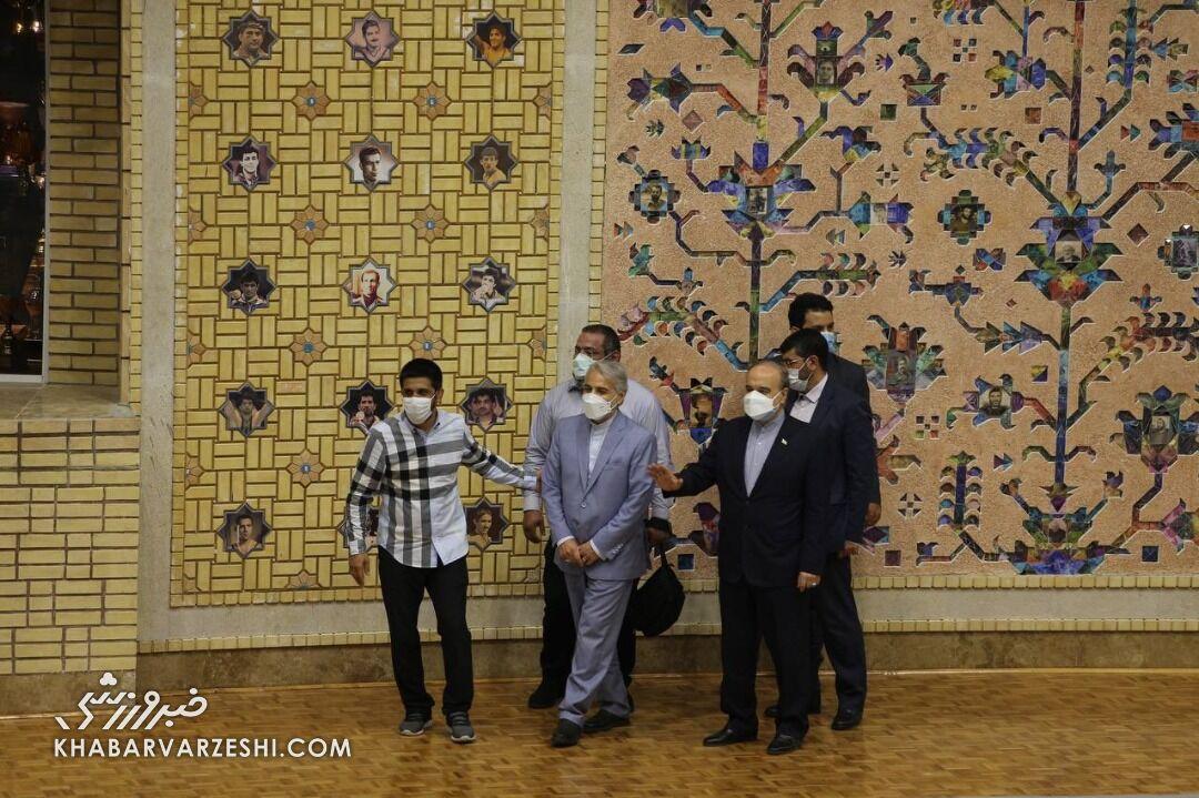 حکم ورزشی یک آقازاده دولت روحانی باطل شد