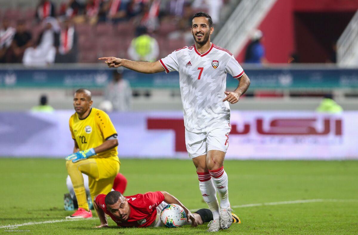یک اماراتی مرد سال فوتبال آسیا