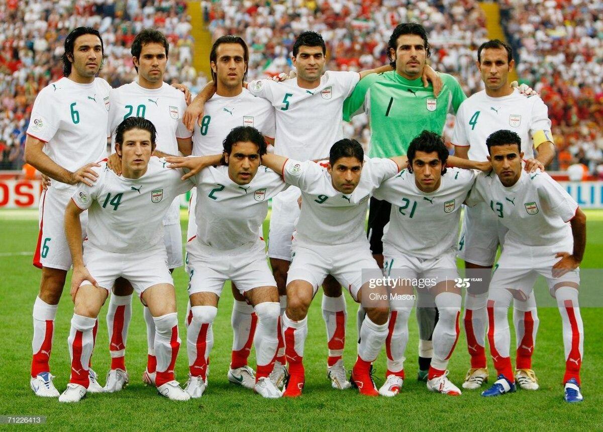 گل محمدی، خطیبی و خاطرات نه چندان خوش جام جهانی