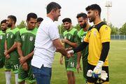 درخواست باشگاه پرسپولیس از کریم باقری درباره ترکیب تیم ملی!