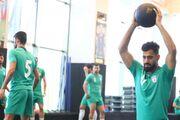 مدافع پرسپولیس برای اولین بار در تیم ملی اسکوچیچ نیمکتنشین شد