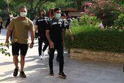 ستاره پرسپولیس اردوی تیم ملی را ترک میکند