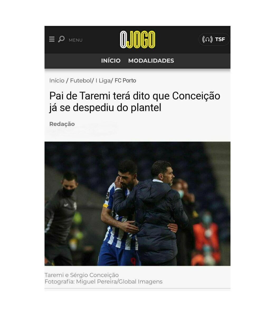 تصاویر| این اظهارات پدر طارمی در پرتغال جنجال ساز شد/ واکنش تند هواداران پورتو