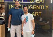 عکس| ستاره ۲ متری ورزش ایران داماد شد