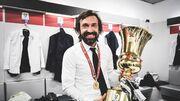 باشگاه یوونتوس پیرلو را رسماً برکنار کرد
