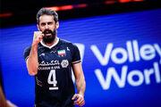 کاپیتان ایران در دنیای مجازی رکورد زد/ کدام والیبالیست بیشترین فالوئر را در جهان دارد؟