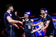 عکس| رکوردشکنی تیم ملی ایران در رده بندی جهان