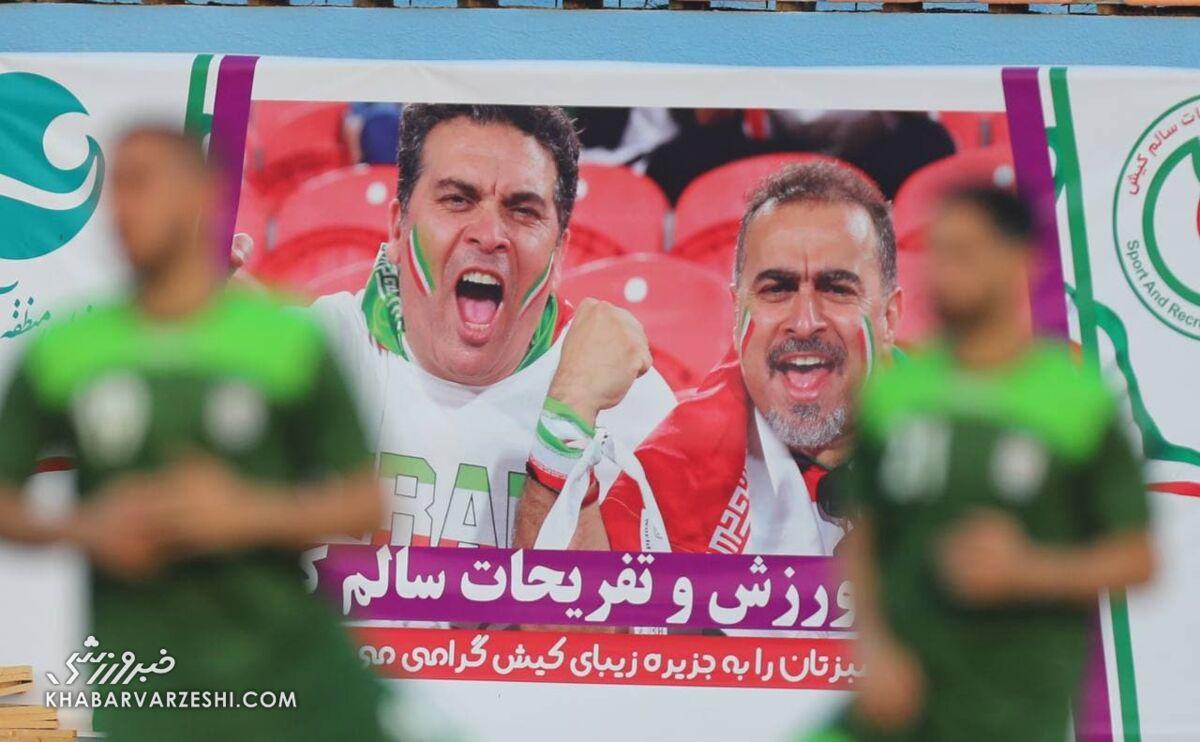 تیم ملی کاملاً در اختیار صداوسیما/ پول فوتبال را نمیدهند اما کلی آپشن میگیرند