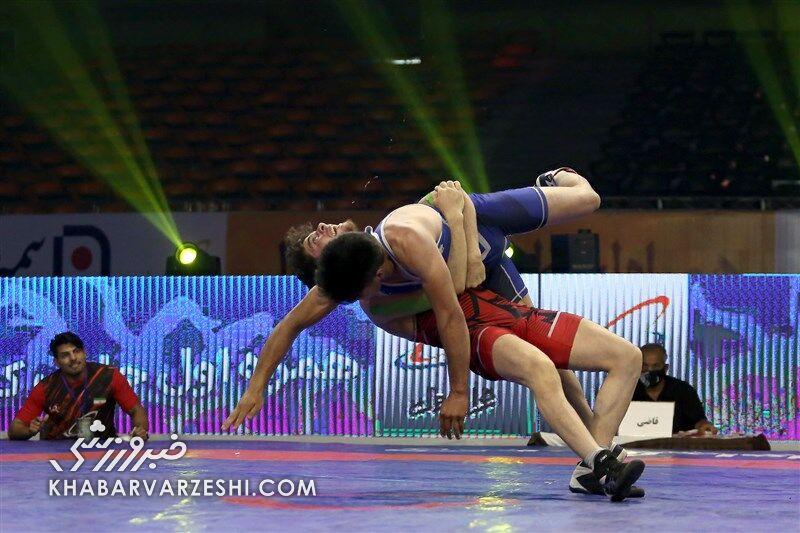 حسینخانی و زارع به مدال طلا رسیدند