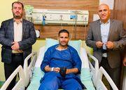 جراحی موفق مجیدی/ کاپیتان استقلالی چند ماه دور از میادین