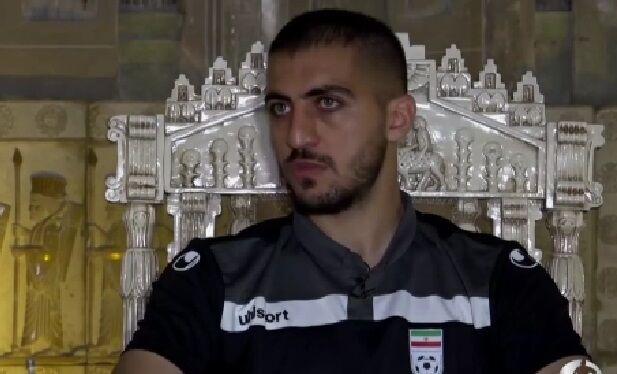 ویدیو  مجید حسینی: اگر احساسی نشویم به عنوان تیم نخست صعود می کنیم