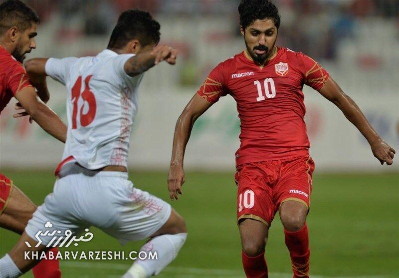 کری هافبک بحرین برای تیم ملی/ میخواهیم دوباره شکستشان بدهیم