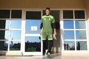 گلر تیم ملی ایران به یک تیم پرتغالی پیوست
