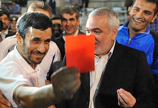ببینید  افشاگری درباره علاقه احمدینژاد به یک تیم خاص/ ماجرای جنجالی برکناری علی دایی