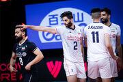 رونمایی از ترکیب ایران مقابل ایتالیا/ غفور غایب بزرگ مقابل آتزوری
