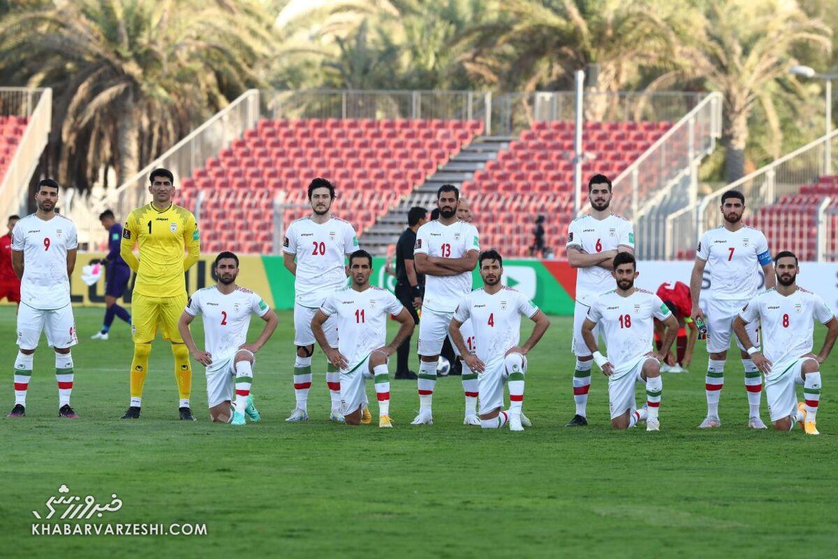 ترکیب احتمالی تیم ملی ایران مقابل عراق/ تغیرات اسکوچیچ نسبت به بازی بحرین