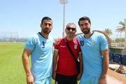 حاج صفی؛ دومین حضور در یونان با سومین تیم