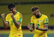 برزیل ۲ - اکوادور صفر/ سلسائو با سرعت به سوی جامجهانی